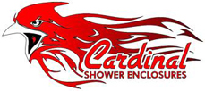 Cardinal Shower Doors Logo